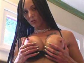 Mature vixen with tattoo gets slammed real hard