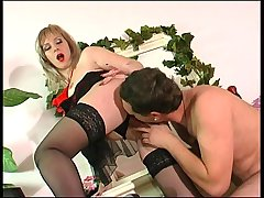 Silvia&Pete kinky mature action